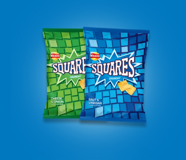 Squares favorite crunch